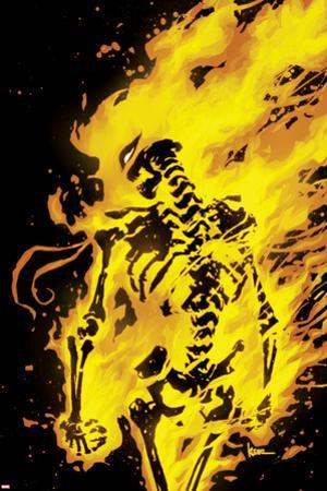 Iron Fist: The Living Weapon No. 8 Cover