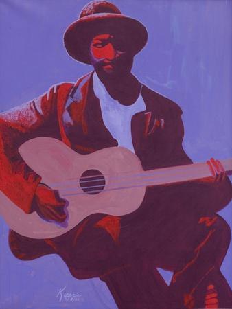 Purple Blues, 2006