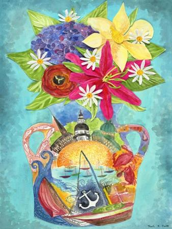 Annapolis Bouquet by Kaeli Smith