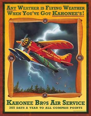 Kahonee Bros Air Service