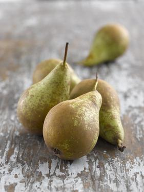 Conference Pears by Kai Schwabe
