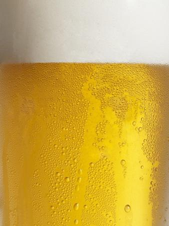 Glass of Beer with Condensation by Kai Stiepel