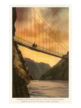 Kaibab Suspension Bridge, Grand Canyon