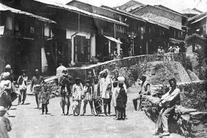 Kailana, Chakrata, India, 1917