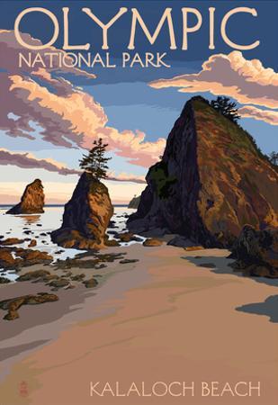 Kalaloch Beach - Olympic National Park, Washington