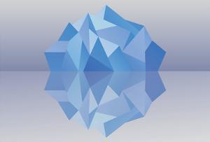 Kaleidoscope Iceberg