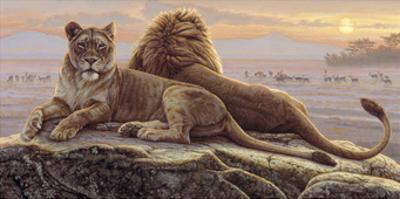Lions of the Mara
