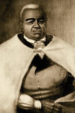 Kamehameha I, Hawaiian King (ca.1758-1819)