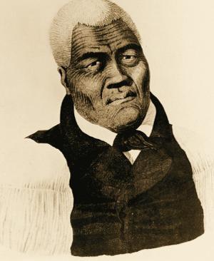 Kamehameha the Great, Hawaii's First King (ca.1758-1819)