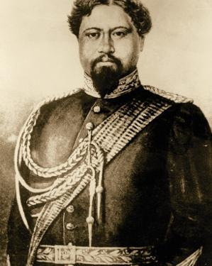 Kamehameha V, Hawaiian King (1830-1872)