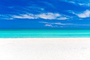 A Beautiful Tropical Beach in Cuba by Kamira
