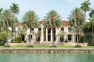 Luxurious Mansion by the Seaside on Star Island, Miami, Home of the Rich and Famous by Kamira