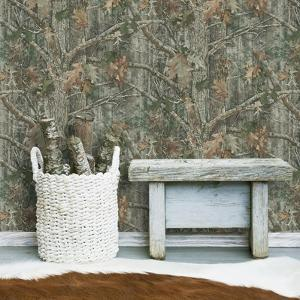 Kanati Camo Peel & Stick Wallpaper