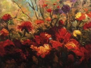 Autumn Florals by Kanayo Ede
