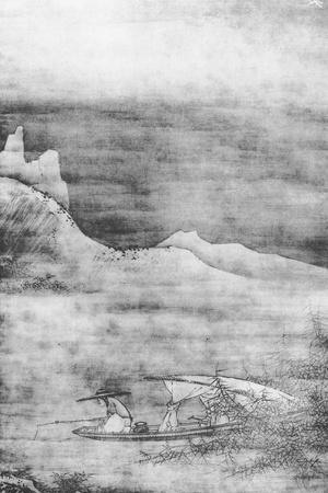 Landscape or Fishing, from 'The Kokka Tokyo'
