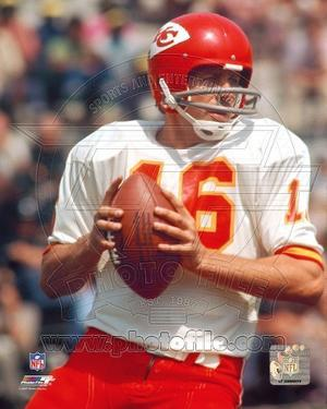 Kansas City Chiefs - Len Dawson Photo