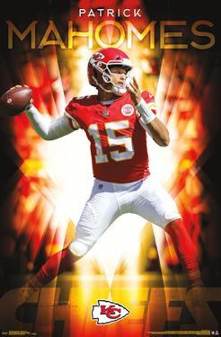 KANSAS CITY CHIEFS - P MAHOMES 18