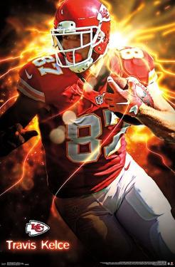 Kansas City Chiefs - T Kelce 16