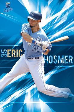 Kansas City Royals - E Hosmer 14