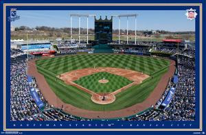 Kansas City Royals - Kauffman Stadium 15