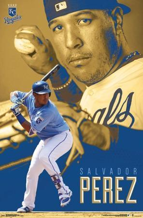 Kansas City Royals - S Perez 17