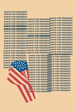 Kanye For Prez (Beige)