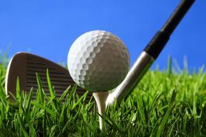 Golf. by Karam Miri Photography