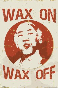 Karate Kid 84 - Wax