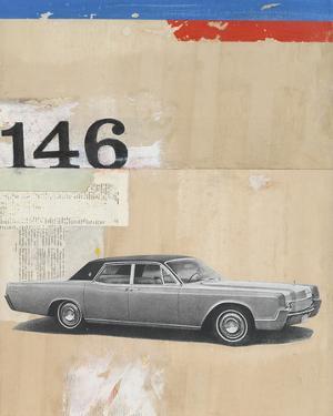 Lincoln II by Kareem Rizk