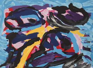 Untitled - I by Karel Appel