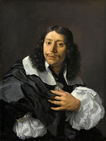 Self-portrait, 1662 by Karel Dujardin