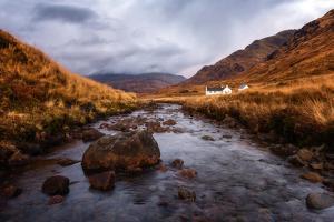 Isle of Mull, Inner Hebrides, Scotland, United Kingdom, Europe by Karen Deakin