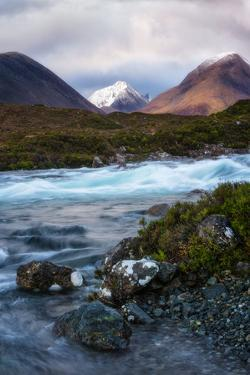Isle of Skye, Inner Hebrides, Scotland, United Kingdom, Europe by Karen Deakin