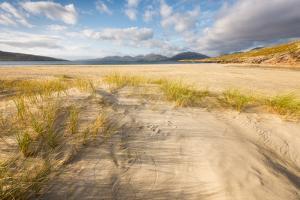 Luskentyre beach, Isle of Harris, Outer Hebrides, Scotland, United Kingdom, Europe by Karen Deakin