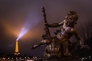 Pont Alexandre III, Paris by Karen Deakin