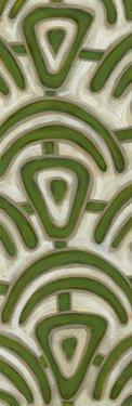 2-Up Earthen Patterns III by Karen Deans