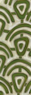 2-Up Earthen Patterns IV by Karen Deans