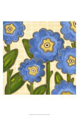 Annie Blue II by Karen Deans