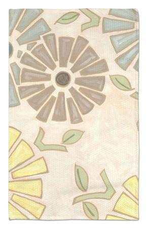 Pastel Pinwheels II by Karen Deans