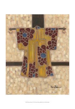 Primary Kimono II by Karen Deans