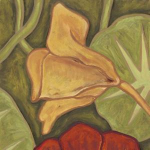 Vibrant Rainforest II by Karen Deans