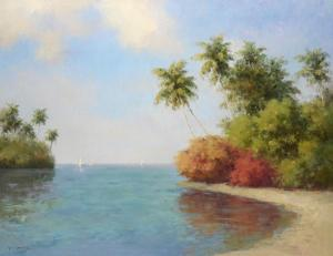 Coco De La Playa by Karen Dupré
