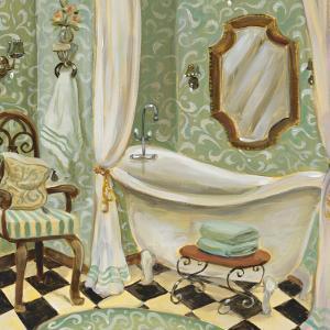 Designer Bath I by Karen Dupré