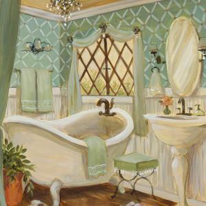 Designer Bath II by Karen Dupré
