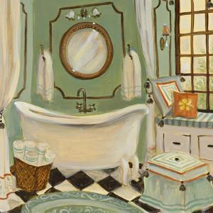 Designer Bath IV by Karen Dupré