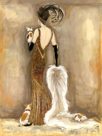Femme Fatale III by Karen Dupré