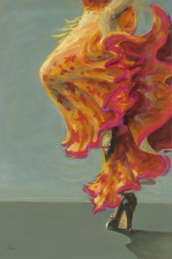Flamenco Fiesta I by Karen Dupré