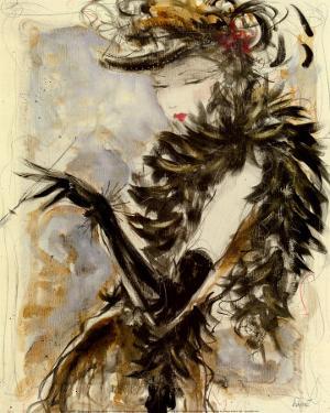 My Fair Lady III by Karen Dupré