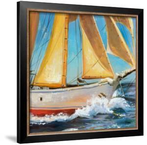 Yacht Club II by Karen Dupré