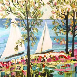 Nautical Whimsy IV by Karen  Fields